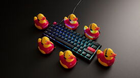 Image for HyperX and Ducky team up for a new ultra compact keyboard
