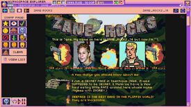 Image for Hypnospace Outlaw gets weird online in March