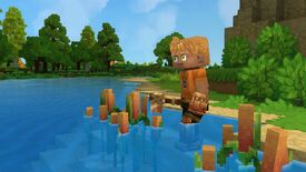 Image for Hytale flaunts its first gameplay footage, announcing a 2021 release