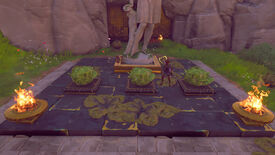Image for Immortals Fenyx Rising: how to solve the cabbage puzzle
