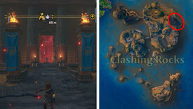 Image for Immortals Fenyx Rising Midas Temple puzzle: how to solve the four step puzzle