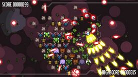 Image for Vlambeer return to their roots with a yet-unnamed arcade puzzle shooter