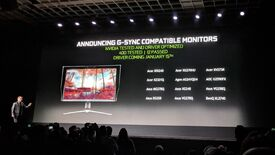 Image for Nvidia's list of official G-Sync Compatible monitors grows to 17