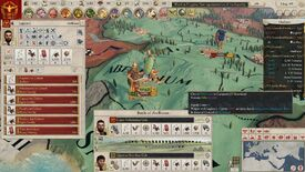 Image for Imperator: Rome finds the difference between obstruction and intimidation