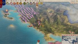 Image for Going to war in Imperator: Rome means convincing the Senate