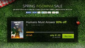 Image for Wake Up: It's GOG's Spring Insomnia Sale