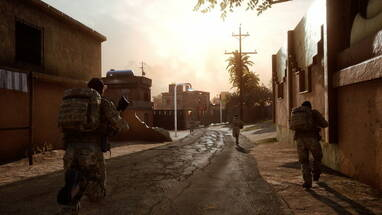 Image for Insurgency: Sandstorm dropping story campaign, for now at least