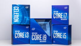 Image for Everything you need to know about Intel's 10th Gen Comet Lake desktop CPU line-up