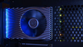 Image for Actually, this is our first proper glimpse at Intel's Xe GPU, but details are still thin on the ground