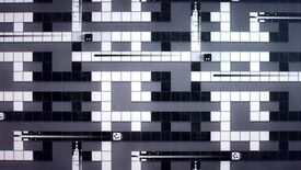 Image for Inversus Deluxe adds bots to the monochrome multiplayer shooter