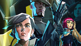 Image for Invisible, Inc. Contingency Plan Expansion Out Tomorrow