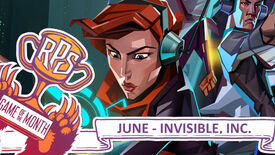 Image for Game of the Month: June - Invisible, Inc.