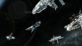 Image for Iron Sky: Invasion Demo Dogfights Moon-Nazis