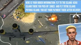 Image for The Flare Path: Island Hops