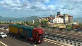 Image for Euro Truck Simulator 2 travels to Italy in new DLC