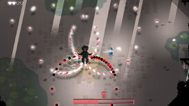 Image for Itta is out today, the bullet hell boss rush game about grief and hope