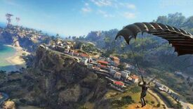 Image for Grapple Of My Eye: Just Cause 3 Announced