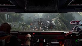 Image for Take a longer, more lasery look at Star Wars Jedi: Fallen Order in motion