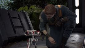 Image for The hero in Star Wars Jedi: Fallen Order is boring but his robot back-pal isn't