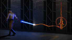 Image for Lucas Smarts: Jedi Knight 2 And 3 Source Code Released