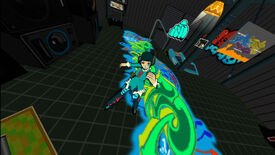 Image for 20 years on, Jet Set Radio is still influencing developers
