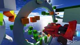 Image for Jet Car Stunts Is A Video Game About Jet Car Stunts