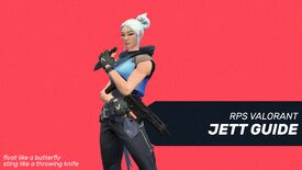 Image for Valorant Jett guide - 30 tips and tricks to maximise your Jett skills