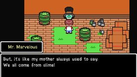 Image for Empathise with toxic ooze in surreal RPG Jimmy And The Pulsating Mass