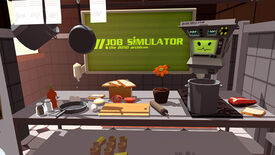 Image for Job Simulator: A Peek At One Of SteamVR's First Games
