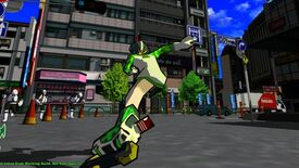Image for Going For The Hard Cel: Jet Set Radio HD