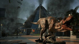 Image for Jurassic World Evolution stomps out today