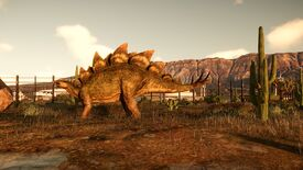 Image for I hope Jurassic World Evolution 2 will just let me build a nice, peaceful dino park