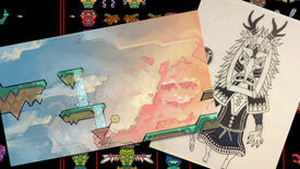 Image for Kalimba Concept Art: Floating Islands And Totem Charts