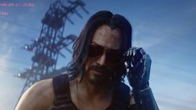 Image for Cyberpunk 2077 will let you customise yer bum, according to ESRB rating
