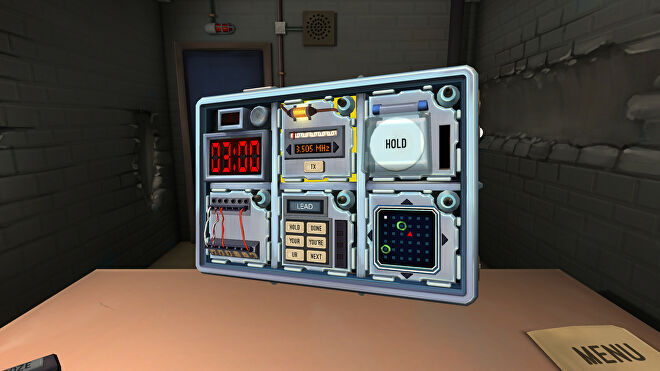 A bomb you must defuse that's packed with puzzles in Keep Talking And Nobody Explodes