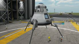 Image for Kerbal Space Program Launches Patch 1.1