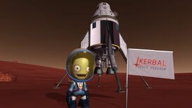 Image for Kerbal's Making History expansion blasts off today