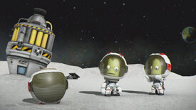 Image for Kerbal Space Program Lead Dev Quits For Planets New