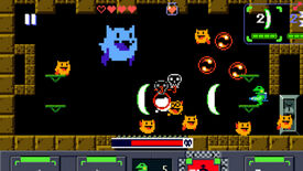 Image for Perchance To Frog: Cave Story Dev's Kero Blaster Dated