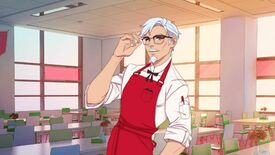 Image for I Love You, Colonel Sanders! is the KFC dating sim you didn't know you needed