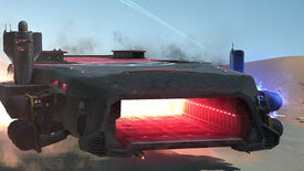 Image for Wot I Think - Homeworld: Deserts Of Kharak