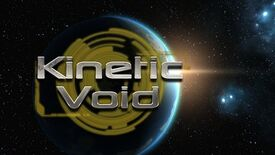 Image for Space Is Infinite, Time Is Brief: Kinetic Void