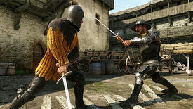 Image for Kingdom Come's Storm Of Cryengine-Powered Swords