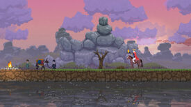 Image for Side-Scrolling Strategy Game Kingdom's Major Update