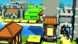 Image for Kingdoms And Castles is a beautiful, relaxing citybuilder