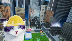 Image for Pet the VR cats of Kitten'd or they'll destroy everything