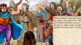 Image for Return Of The King Of Dragon Pass: Six Ages