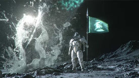 Image for Kojima Logo Trailer: We're Whalers On The Moon...