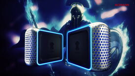 Image for Konami's new cheese grater gaming PC specs are getting shredded online