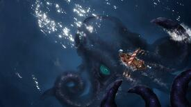 Image for Northgard's new clan can't build boats because they're too scared of the kraken